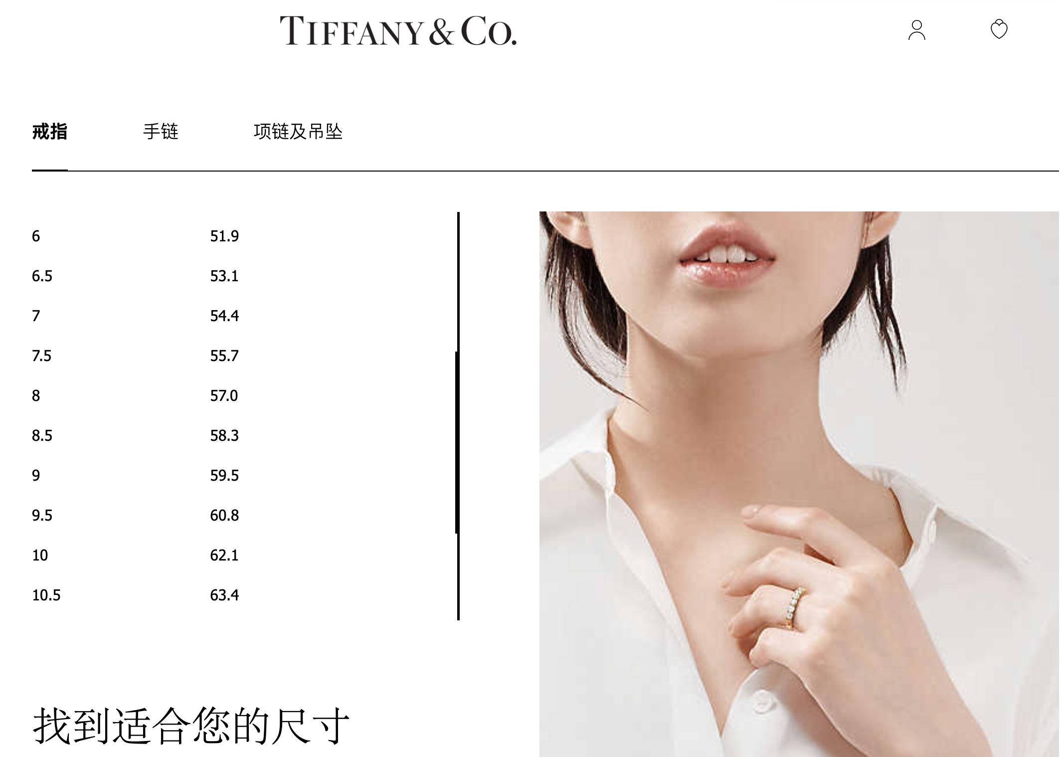 Tiffany&Co. 蒂芙尼戒指2